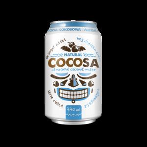 Cocosa woda kokosowa niegazowana
